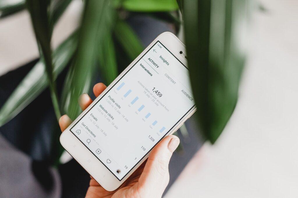 promoting emails on social media