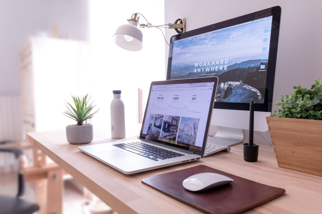 Workspace layout for Influencer Marketing